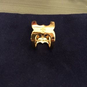 Tory Burch Jewelry - Tory Burch Gemini Link Ring